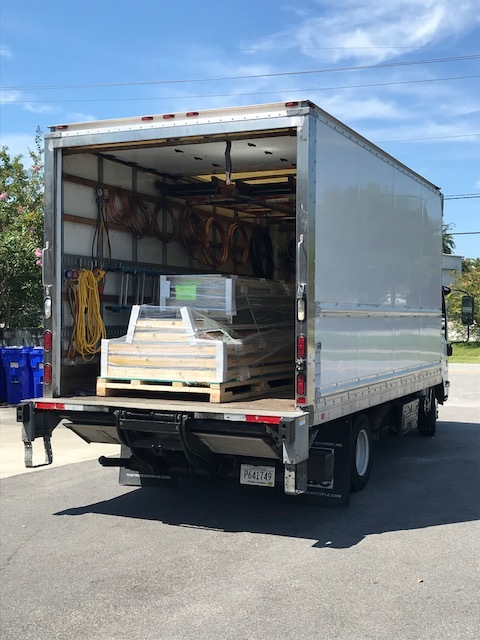 Equipment Delivery & Relocation Services