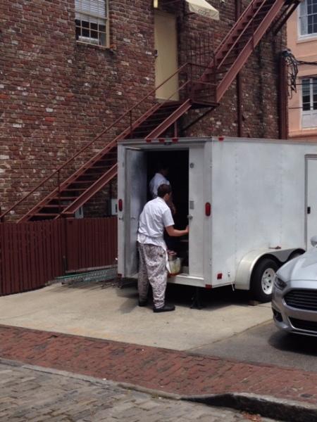 Mobile Cooler Trailer Rentals | Carolina Cooler - Charleston, SC