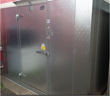 Walk-In Coolers & Freezers All Sizes
